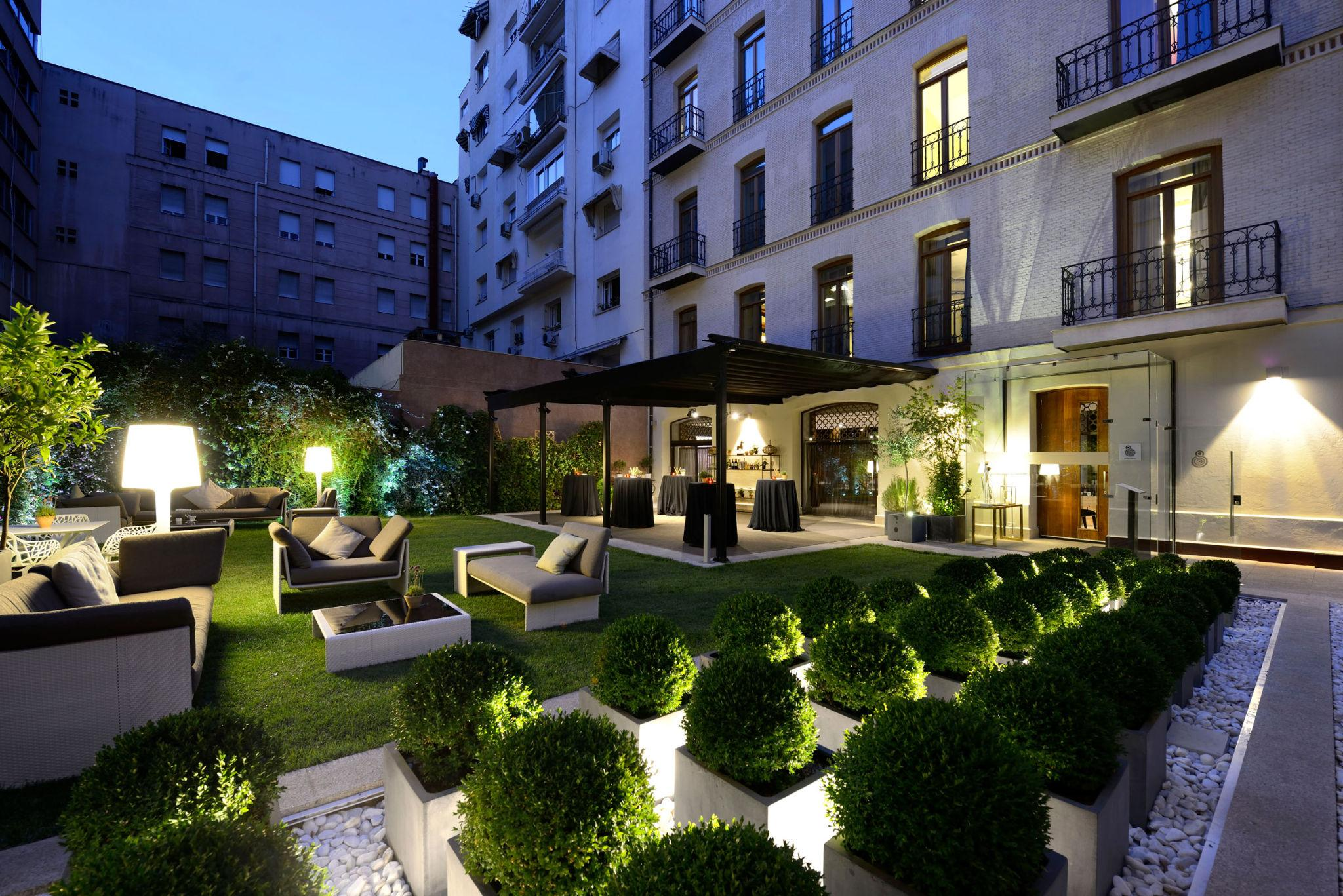 Hotel Único Madrid - Small Luxury Hotels Of The World