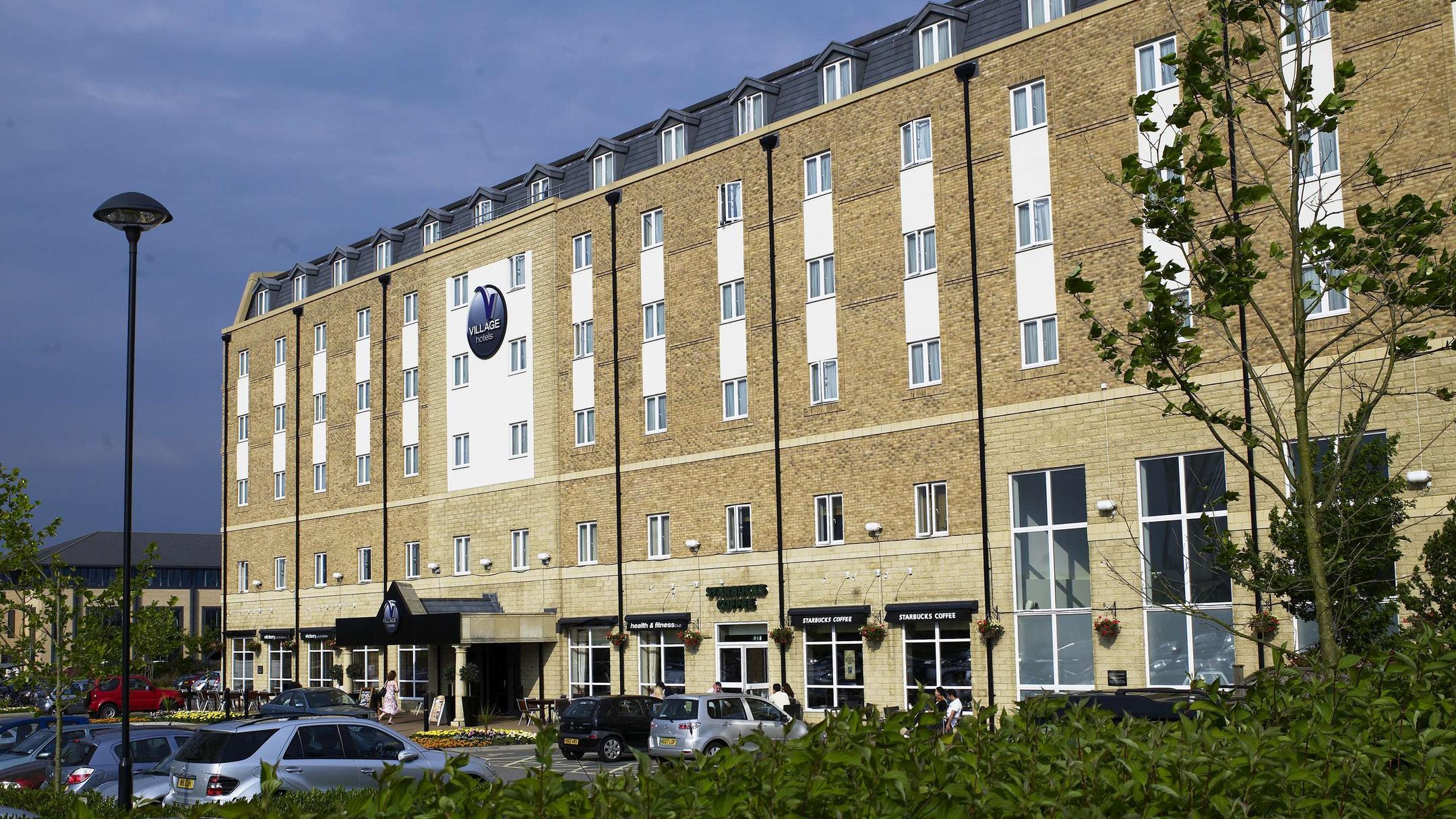 Village Hotel Bournemouth em Bournemouth, ENG, Reino Unido